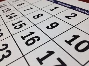 Zyklus Kalender